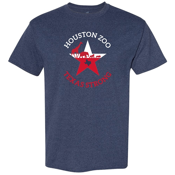 ADULT SHORT SLEEVE TEE TEXAS STRONG
