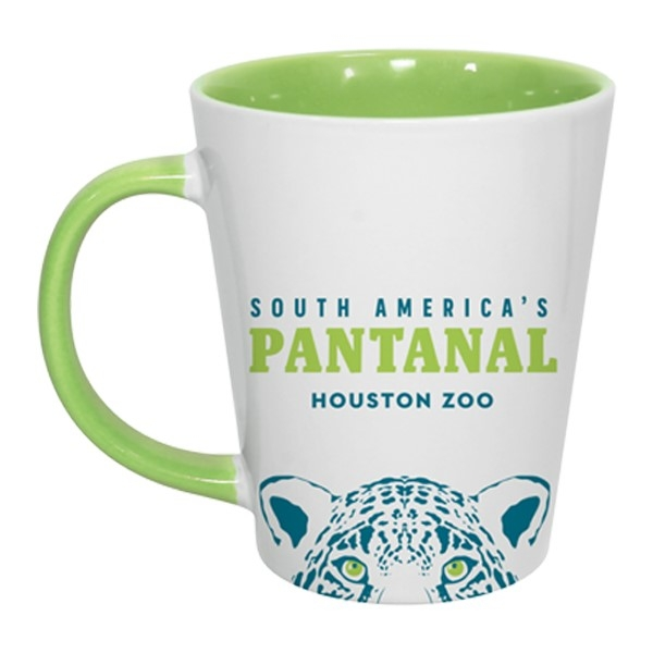PANTANAL JAGUAR EYES MUG