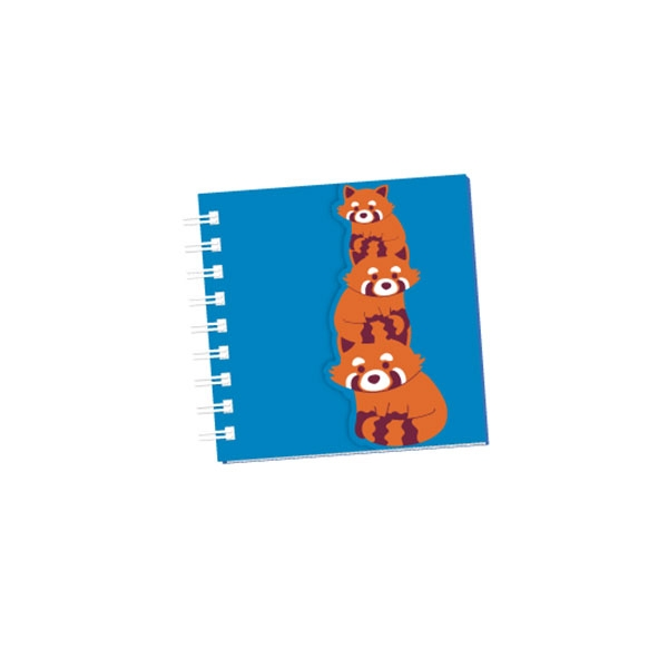 RED PANDA NOTEPAD