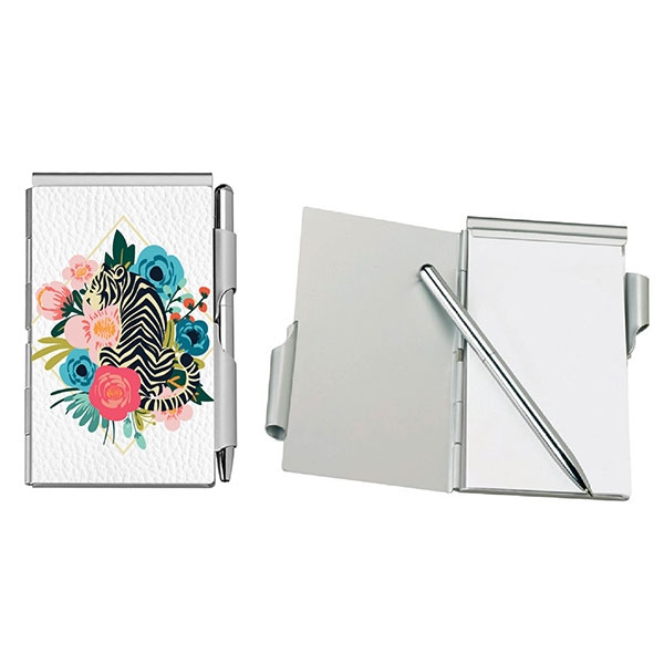 BOTANICAL TIGRESS NOTEBOOK AND PEN