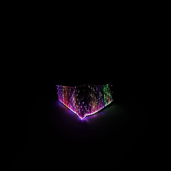LIGHT UP MASK - ADULT LARGE