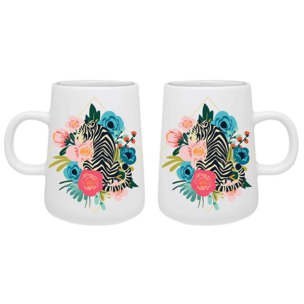 BOTANICAL TIGRESS MUG