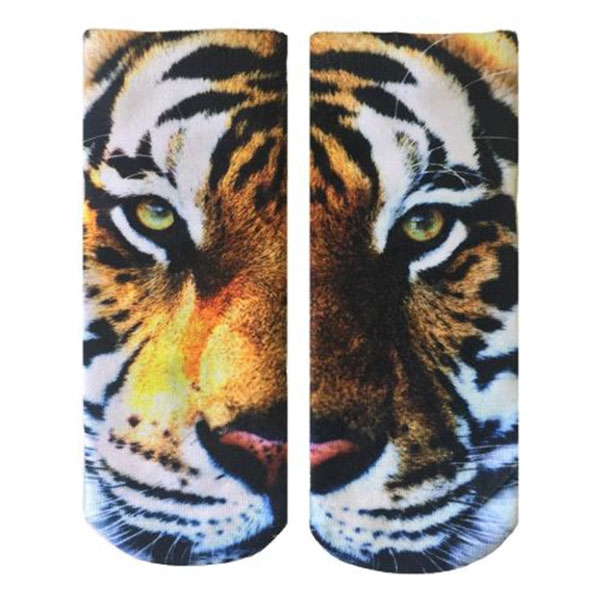 TIGER ANKLE SOCK