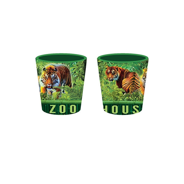 TIGER SHOT GLASS