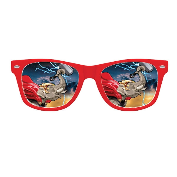 POP CULTURE ELEPHANT SUNGLASSES