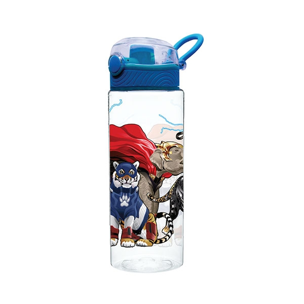 POP CULTURE WATER BOTTLE