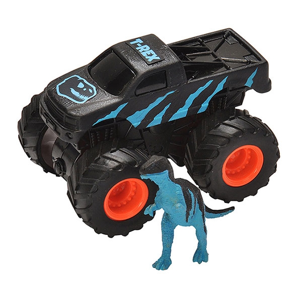 T-REX ADVENTURE MINI TRUCK
