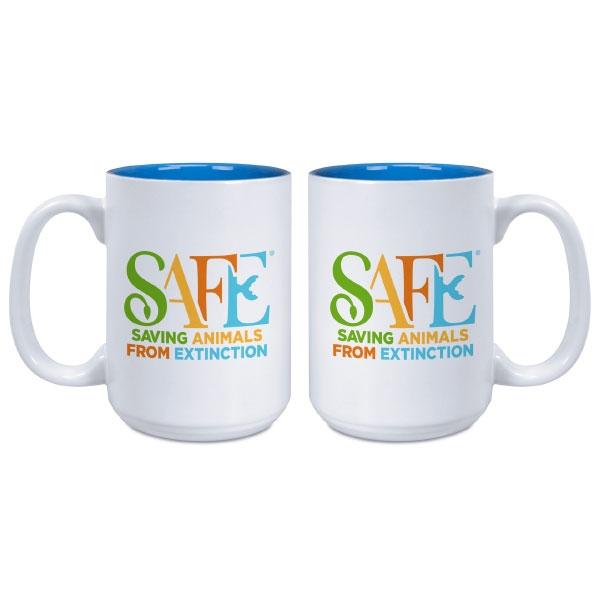 SAFE MUG - BLUE