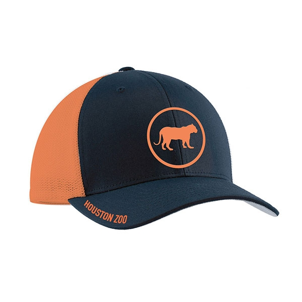 YOUTH BASEBALL CAP TIGER SILHOUETTE
