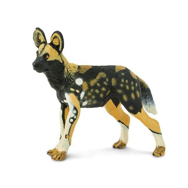 AFRICAN WILD DOG FIGURE