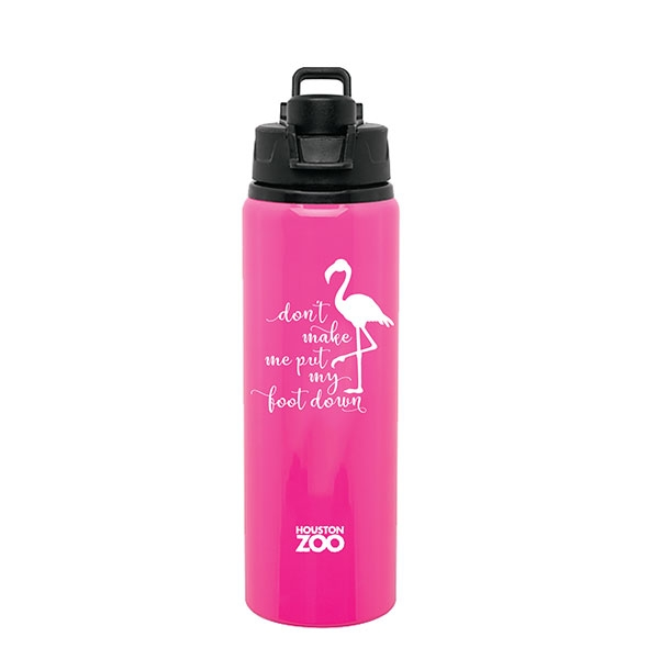 FLAMINGO FOOT BOTTLE