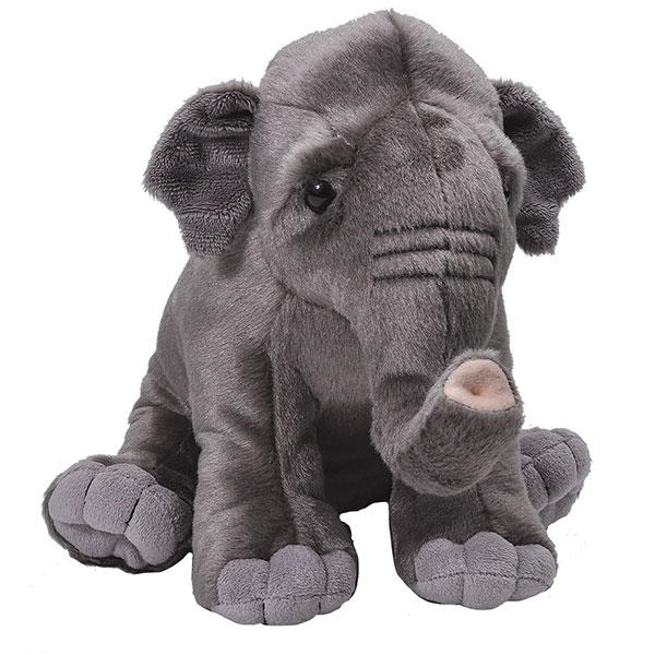 ASIAN ELEPHANT PLUSH