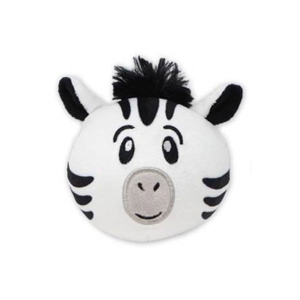 ZEBRA SQUISHY PLUSH