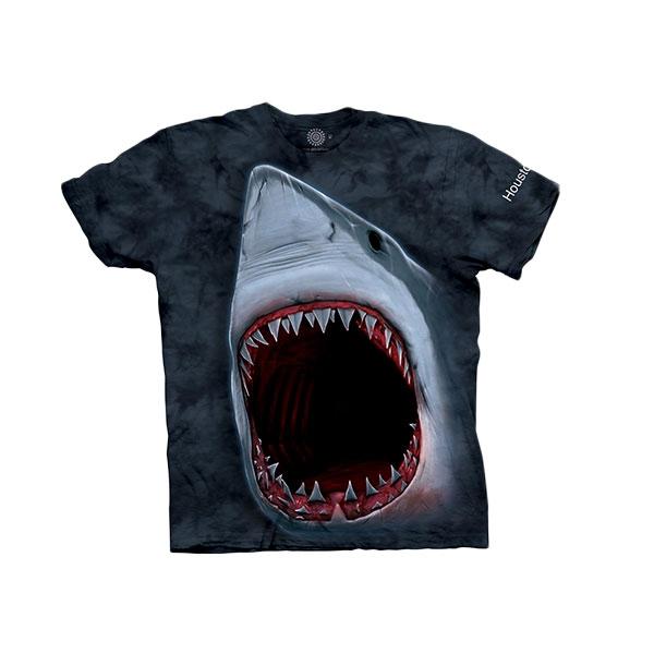 ADULT UNISEX TEE SHARK BITE