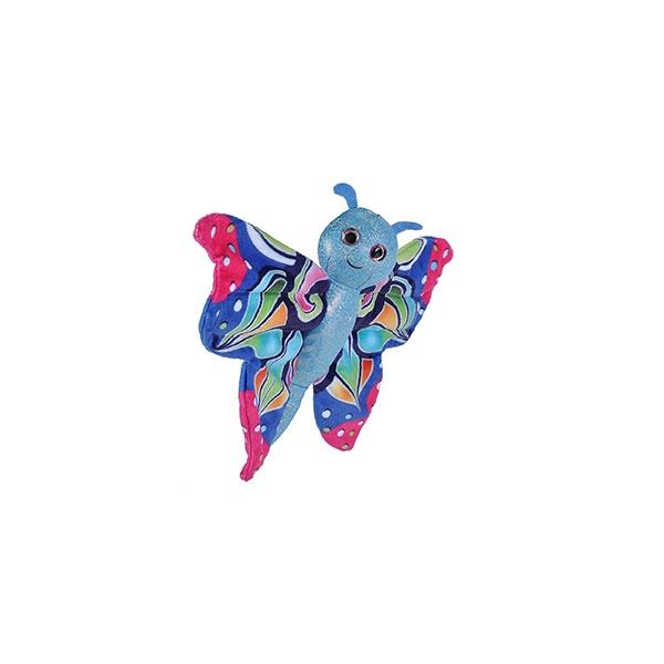 BLUE BUTTERFLY HUGGER