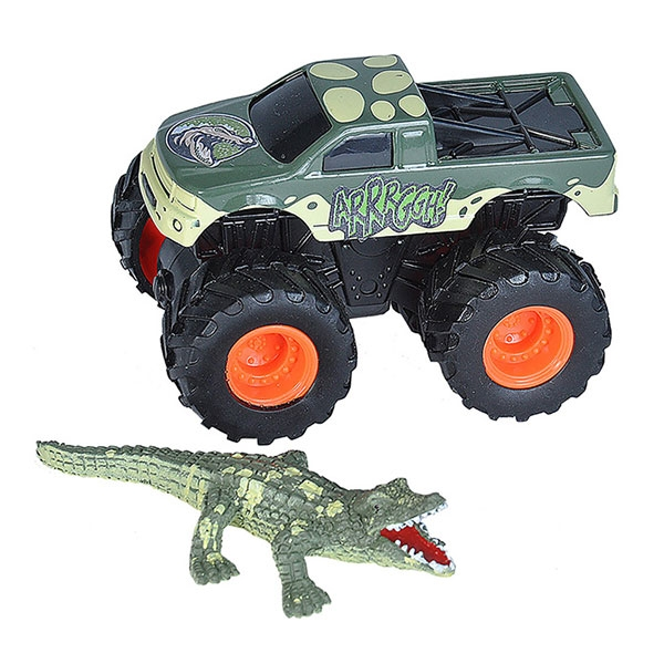 CROCODILE ADVENTURE MINI TRUCK