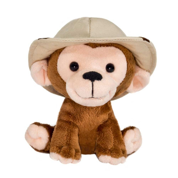 SAFARI FRIENDS MONKEY