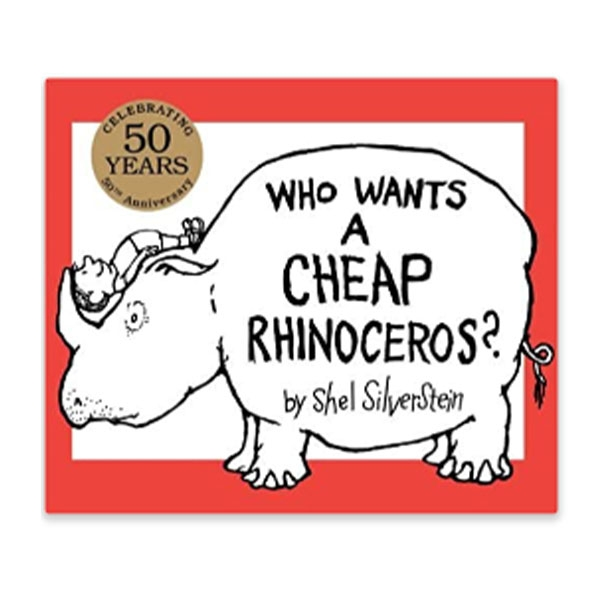 WHO WANTS A CHEAP RHINOCEROS