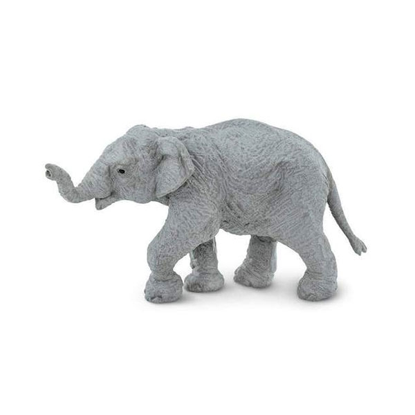 ASIAN ELEPHANT BABY FIGURE