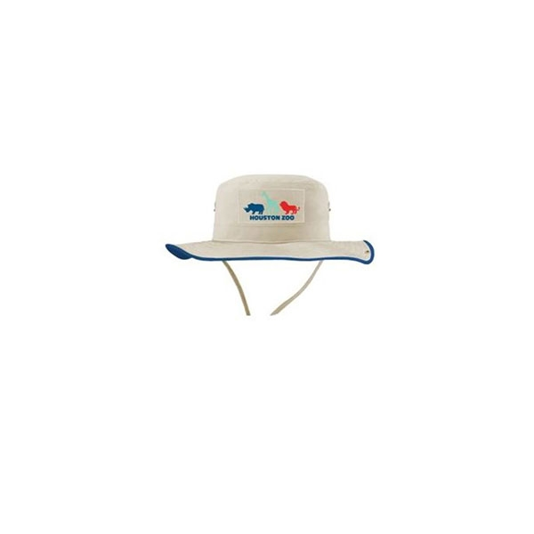 YOUTH HAT AUSSIE - STONE