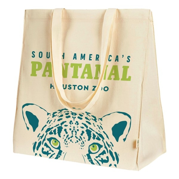ECO TOTE JAGUAR EYES