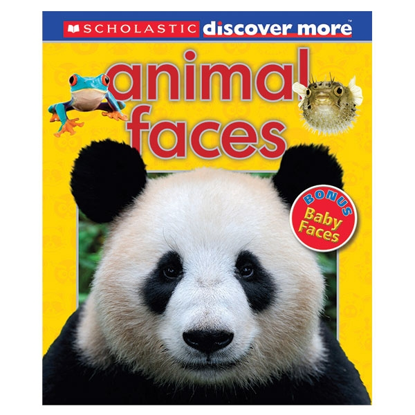 DISCOVER MORE: ANIMAL FACES