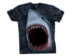 ADULT UNISEX TEE SHARK BITE