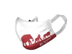 TODDLER TEXAS FLAG ZOO FACE MASK
